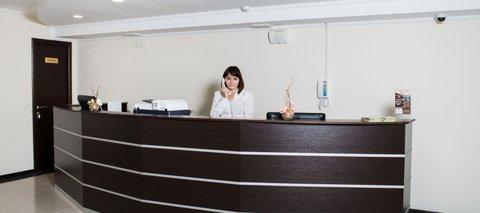 Davidov Hotel - Reception