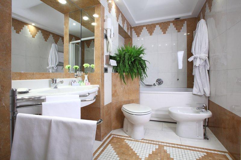 Hotel Sanpi Milano Zimmeransicht