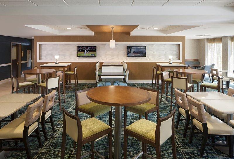 SpringHill Suites Boca Raton Gastronomie