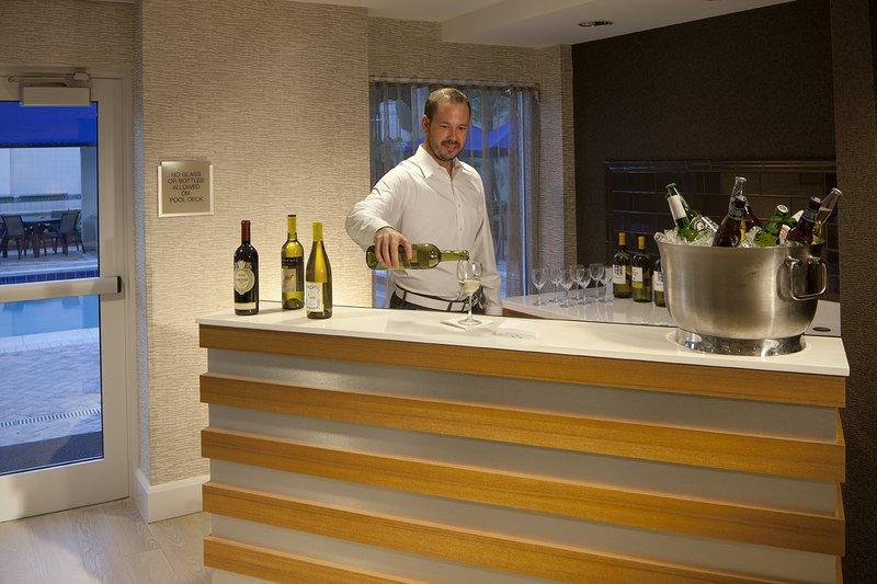 SpringHill Suites Boca Raton Bar/Lounge