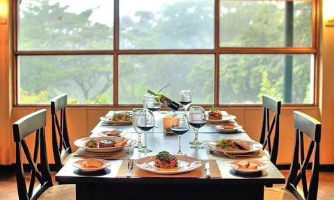 Monteverde Lodge & Gardens - ElJardin Restaurant