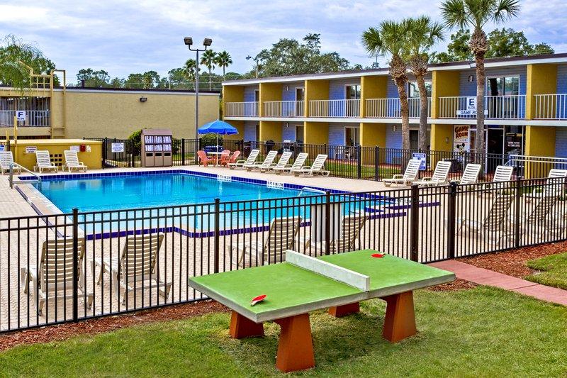 Hotels Near  W Irlo Bronson Memorial Hwy