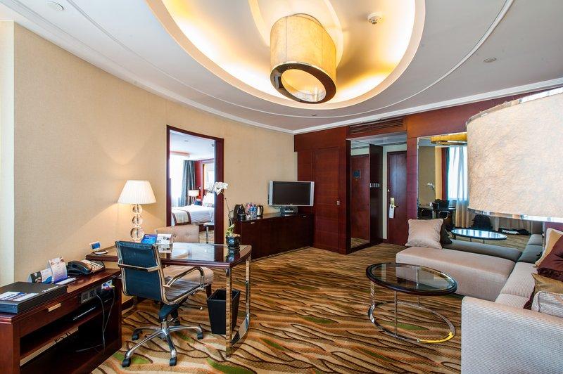 Radisson Plaza Hotel Tianjin Suite