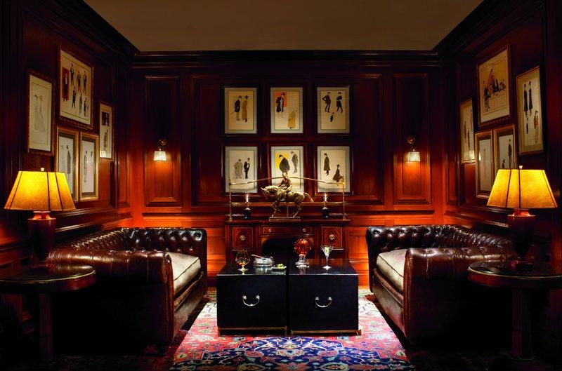 The Ritz-Carlton Santiago Bar/salónek
