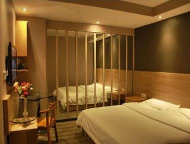 Super 8 Beijing Birds Nest - Standard One King Bed Room
