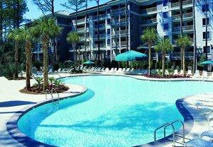 Fitness/ Exercise Room - Marriott Vacation Club Barony Beach Hilton Head