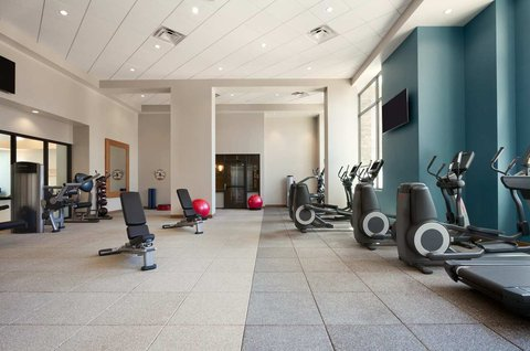Embassy Suites Springfield - Fitness Center