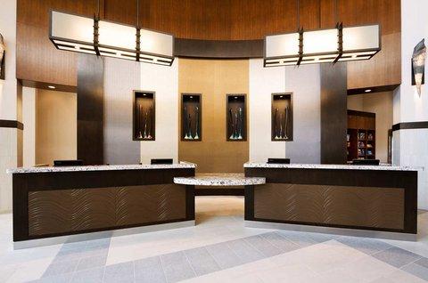 Embassy Suites Springfield - Front Desk