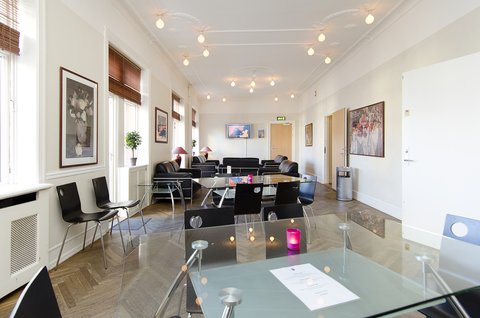 Cabinn Esbjerg - Lounge