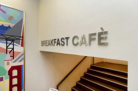 Cabinn Esbjerg - Breakfast Caf