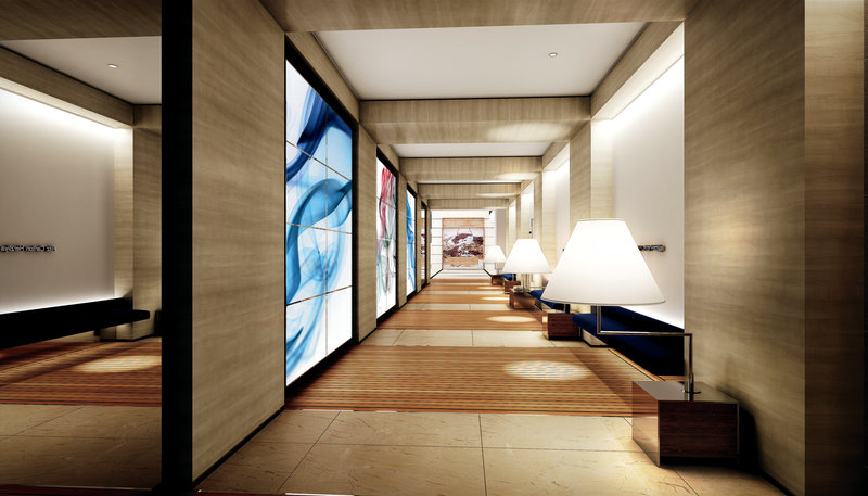 The Ritz-Carlton, Herzliya Lobby