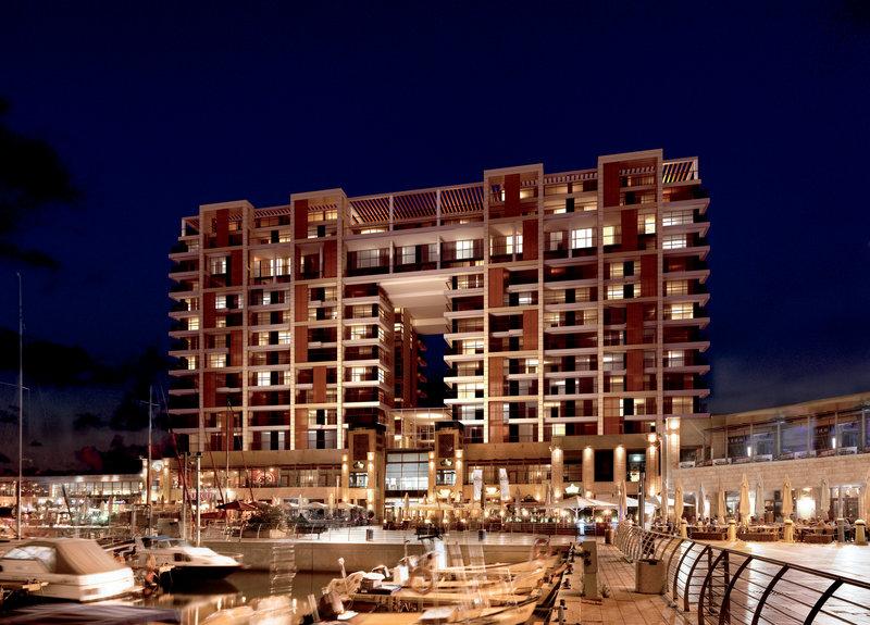 The Ritz-Carlton, Herzliya Außenansicht