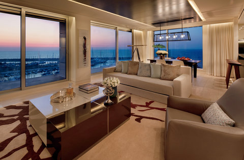 The Ritz-Carlton, Herzliya - Enjoy our large and spacious guest room offering s