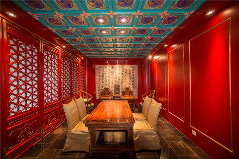 Lv Garden Huanghuali Art Galle - Fragrant Wood Room  meeting Room