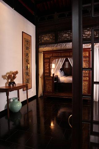 Lv Garden Huanghuali Art Galle - Guestroom