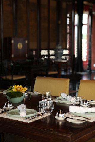 Lv Garden Huanghuali Art Galle - Shou Yun Xuan  all Day Dining Restaurant