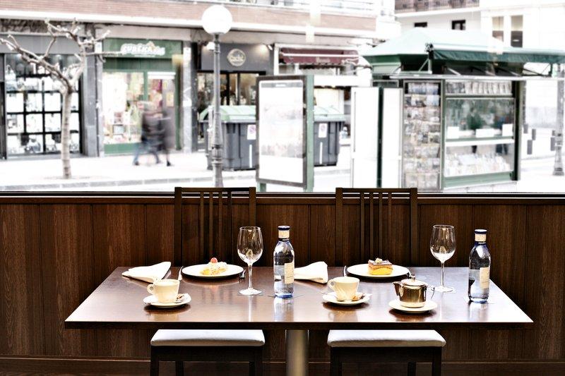 Hotel Ercilla Restaurang