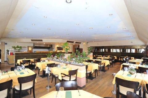 Hotel Parc Belle-Vue - Restaurant
