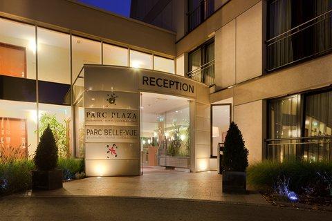 Hotel Parc Belle-Vue - BVExterior Reception