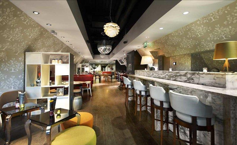 Hilton London Syon Park Gastronomie