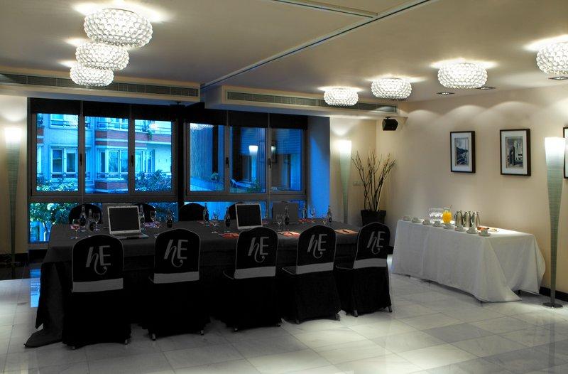 Hotel Ercilla Sala de conferencias