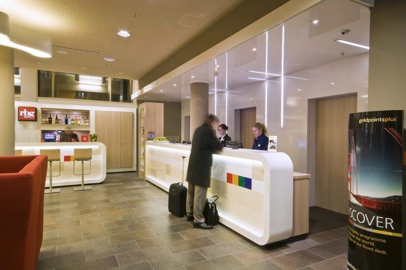 Hotel Park Inn by Radisson Stuttgart Lobby