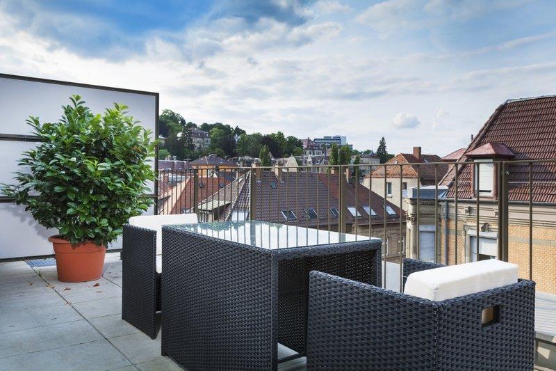 Hotel Park Inn by Radisson Stuttgart Pool