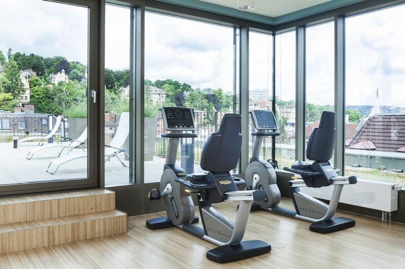 Hotel Park Inn by Radisson Stuttgart Fitness Room