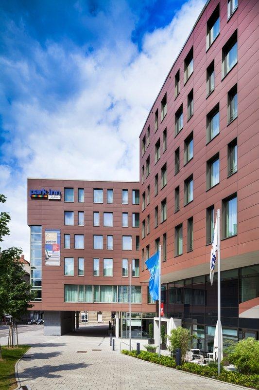 Hotel Park Inn by Radisson Stuttgart Exterior