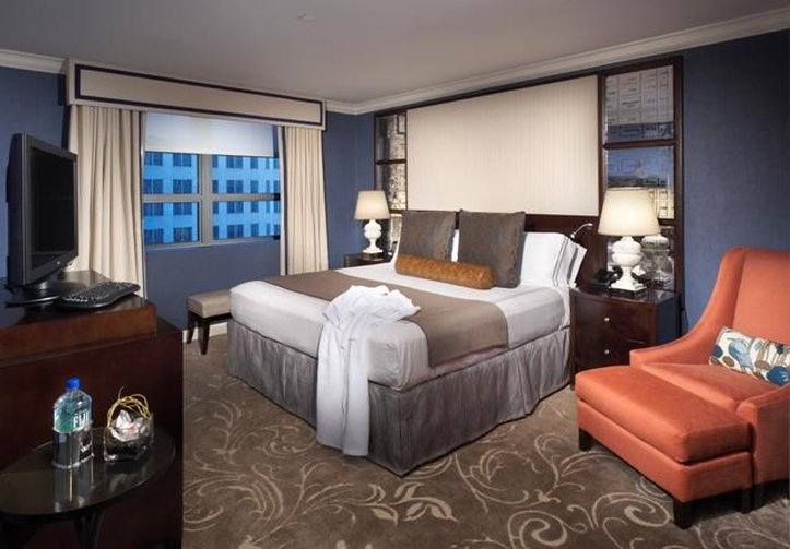 Crowne Plaza Hotel The Hamilton - Washington DC View of room