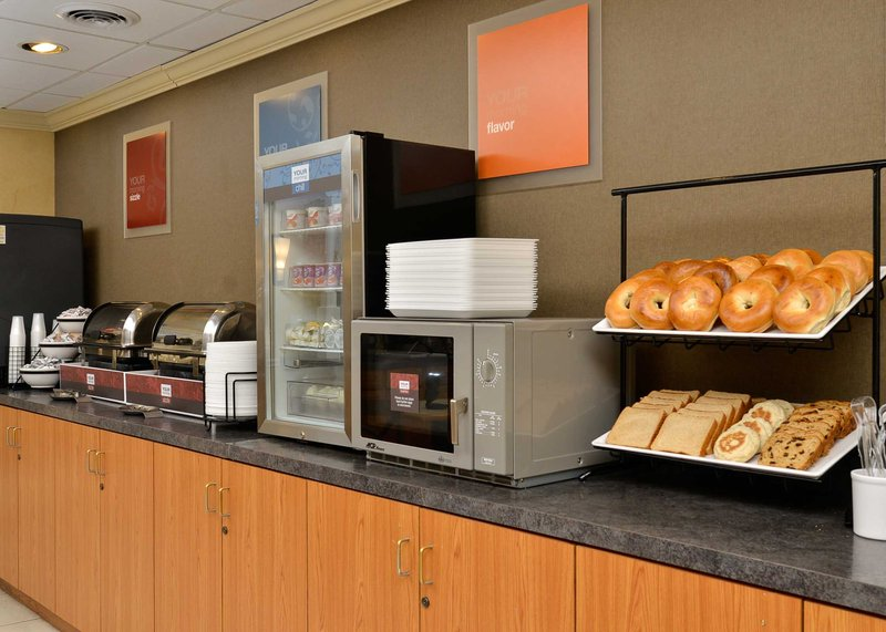 Comfort Inn North Shore Gastronomy