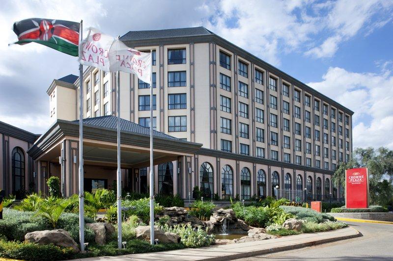 Crowne Plaza Hotel Nairobi Exterior view