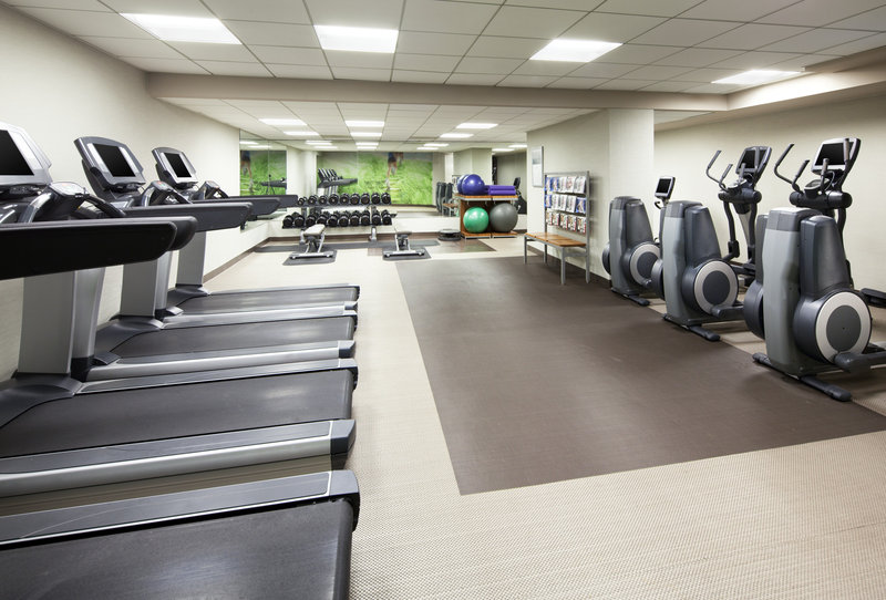 The Westin San Francisco Airport Fitness-klubb