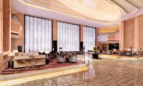 Sheraton Changchun Jingyuetan Hotel - Hotel Lobby