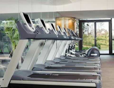 Sheraton Changchun Jingyuetan Hotel - Fitness Center