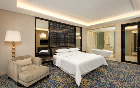 Sheraton Changchun Jingyuetan Hotel - Sheraton Suite