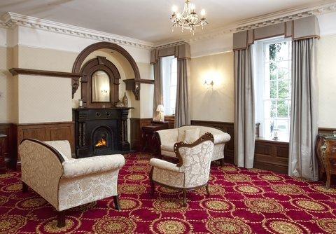 Celbridge Manor Hotel - Lounge
