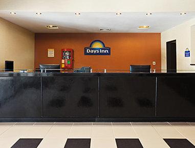 Days Inn Henryetta - Front Desk