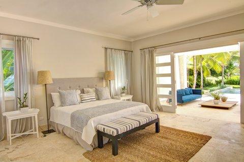 Tortuga Bay Hotel - Master Bedroom - EFG-4