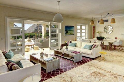 Tortuga Bay Hotel - Living Room