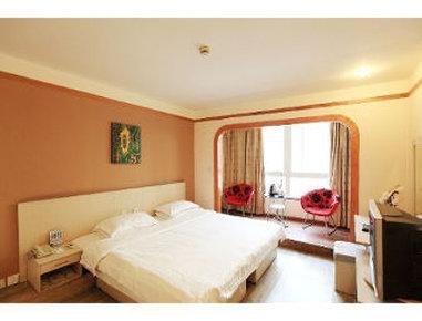 速8成都春熙酒店 - One King Bed Room