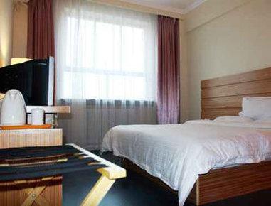 Super 8 Hotel Lanzhou Square 客室