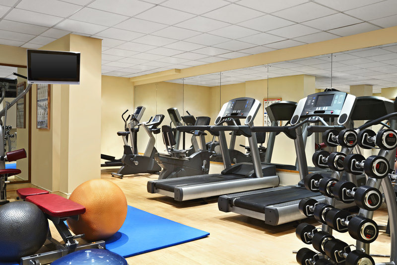 The Park Lane Hotel, London Clube de fitness