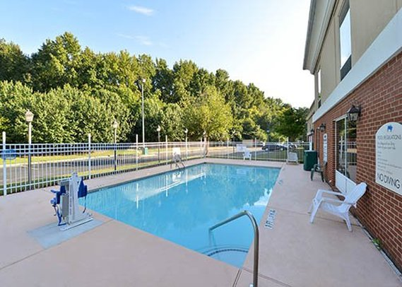 Holiday Inn Express Hotel & Suites Decatur-I-20 East (panola Rd) - Decatur, GA