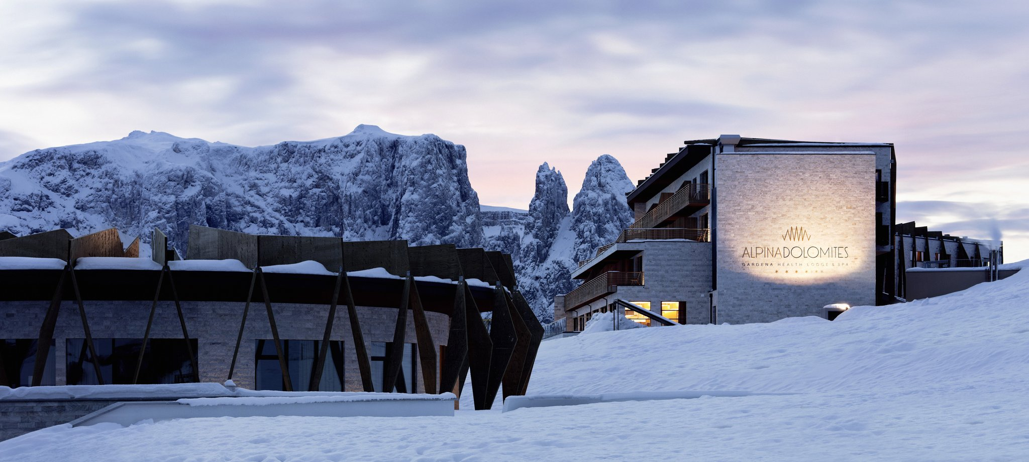 Alpina Dolomites Gardena Health Lodge