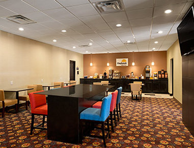 Days Inn Henryetta - Breakfast Area