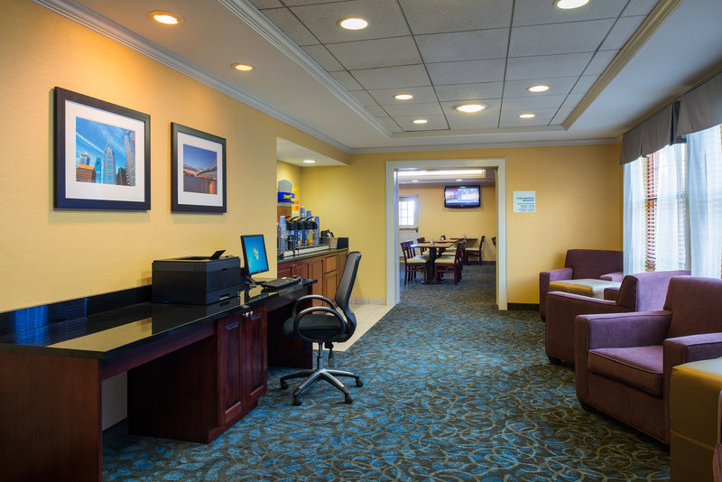 Holiday Inn Express Hotel & Suites King of Prussia 其他