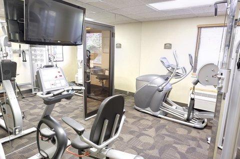 LivINN Hotel Sharonville - LivINN Sharonville Exercise Room