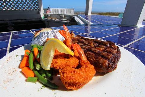 Ramada Plaza Nags Head Oceanfront - Steak Dish