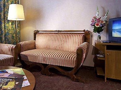 Mercure Budapest Buda Hotel - Fa P